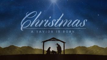 Sunday Morning Worship Service on Christmas Eve (11:00am)